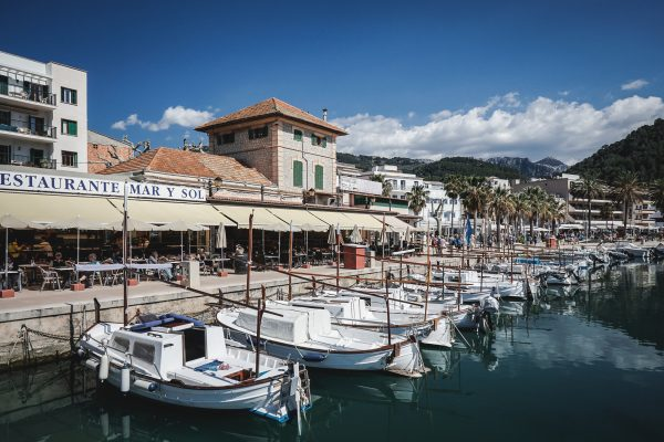 Mallorca Port de Soller