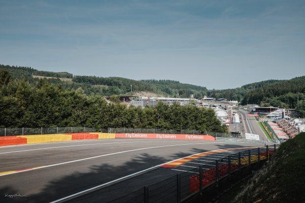 Eau Rouge Formel 1